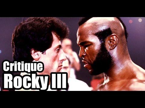 Critique spéciale Creed: L'héritage de Rocky Balboa : Rocky III avec Sylvester Stallone ★★★★★