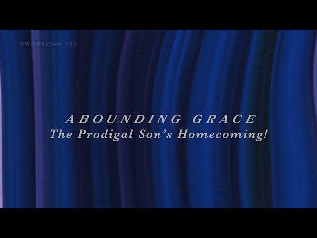 The Prodigal Son's Homecoming! | Sam P. Chelladurai | Sunday Service | AFT Church| 24-Jan-2021