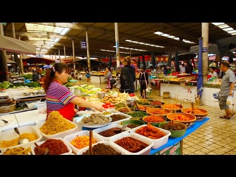 Eating Through China's Spicy Sichuan Province