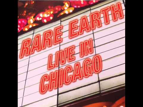 RARE EARTH - Get Ready LIVE 1974