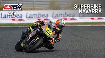 ESBK Navarra 2019: Carrera de Superbike