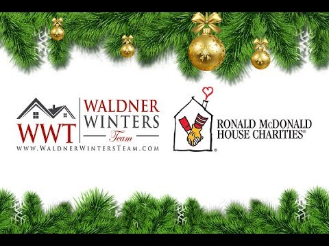 Ronald McDonald House Baltimore Charity Drive with the Waldner Winters Team