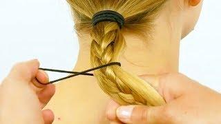 Não deixe de aprender esses 4 truques de cabelo incríveis e fáceis