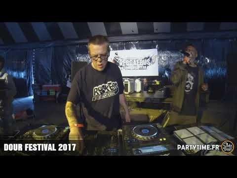 Conscious sound feat Culture Freeman   DOUR fest 2017   14 JUILL 2017