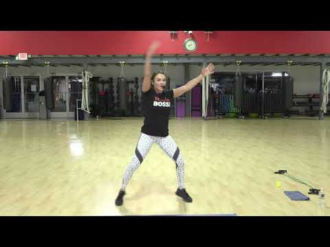 Cathe Friedrich's Cardio Crush Live Workout