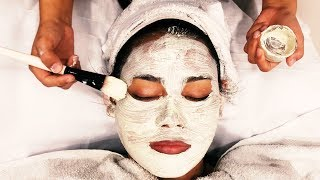 Facial Steps  Facial Treatment at Cocoon Salon