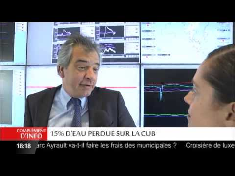 Gutermann - ZONESCAN Alpha - fixed network - L'eau de La Cub Bordeaux France