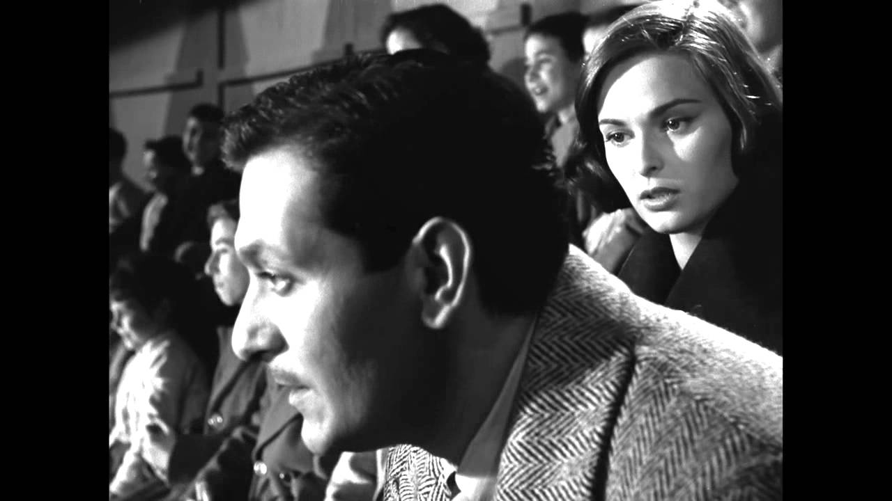 MORT D'UN CYCLISTE de Juan Antonio Bardem - Official trailer- 1955