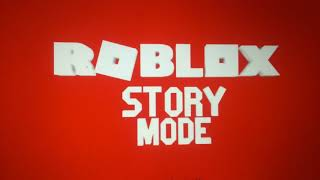 Roblox Story Mode Trailer 1 (Read Desc) Parody