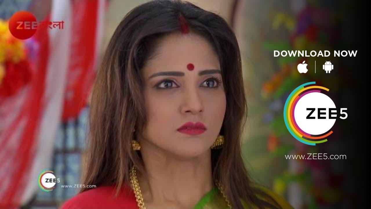 Amloki - Indian Bangla Story - Episode 124 - Zee Bangla TV