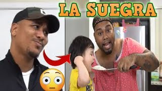 LA SUEGRA😳 😱 | YOUNG SWAGON FT ANTHONY ANEL | HUMOR PANAMEÑO 2019 | Yei Palmezano TV