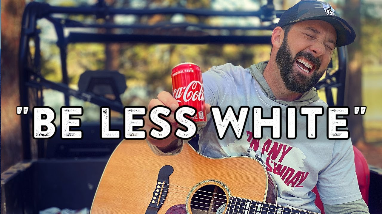 """""""We Gotta Be LESS WHITE"""" New Song!! 😂 
