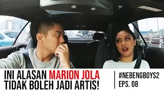 Download lagu Marion Jola NANGIS Gara gara Boy William NebengBoy S2 Eps 8 MP3