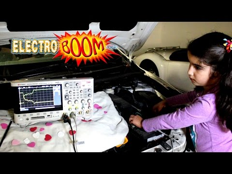 Cranking a Car with Super Capacitors (Supercap)