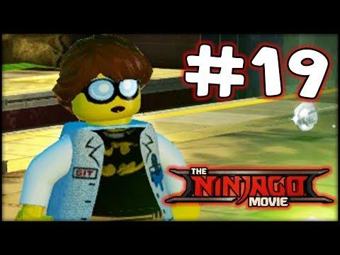 LEGO Ninjago The Movie - Videogame - LBA 19 - Ninjago City Downtown!