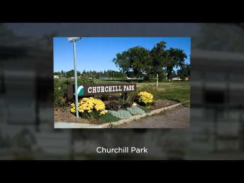 The Adelaide Churchill Area of Saskatoon, SK
