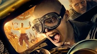 Mad Max: Fury Road - George Miller and Nicholas Hoult Interview