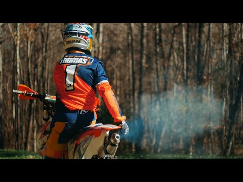 Jason Thomas - KTM 250SX 2 Stroke // Enduro