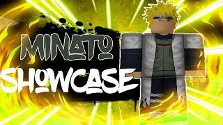 Amarelo flash Minato Full Showcase em anime Battle Arena! | Roblox | O TerraBlox