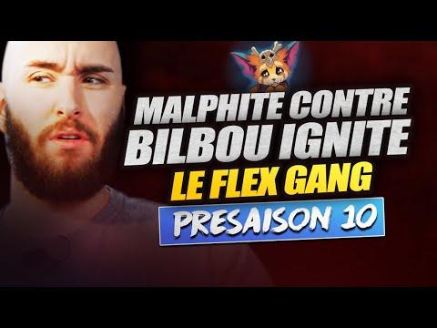 Vidéo d'Alderiate : [FR] ALDERIATE & LE FLEX GANG - PRÉSAISON 10 - MALPHITE VS GNAR - JE ME VENGE