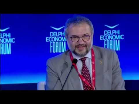 Economic Forum Delphi Interventi Claudio Borghi Aquilini