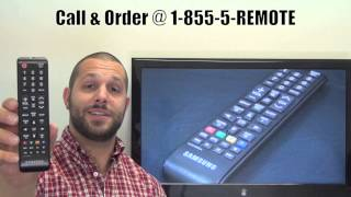 SAMSUNG AA5900666A Remote Control - www.ReplacementRemotes.com