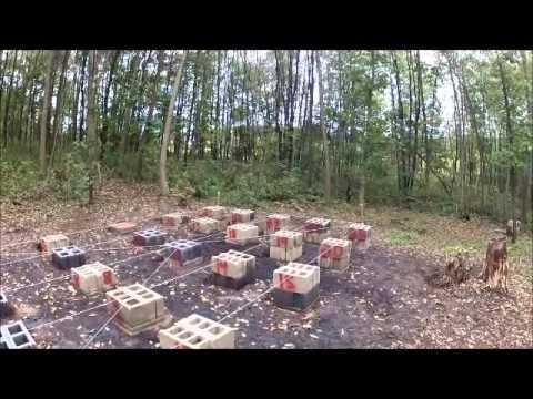 Cabin Foundation Leveling Youtube