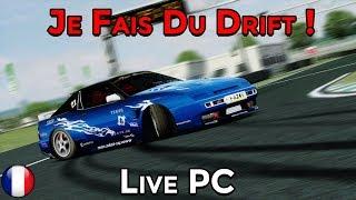 🔴 LIVE PC 🔴 Je drifte sur Live For Speed 🇫🇷