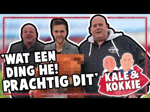 Kale & Kokkie en een cadeau voor Joël Veltman