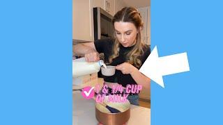 Making DIY Homemade Ice Cream (TESTING CHEAP KITCHEN GADGETS) #shorts