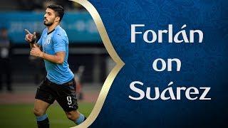 forlan talks suarez