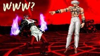 Orochi-Iori vs Orochi | King Of Fighters Wing 2
