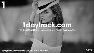 Talent Mix #96 | kataa - Simply Funky | 1daytrack.com
