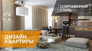 Интерьер квартиры на Ленинском проспекте(, 2015-05-12T09:56:19.000Z)