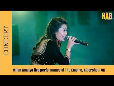 EVEREST MUSICAL BLAST 2  || PERFORMANCE BY MILAN AMATYA