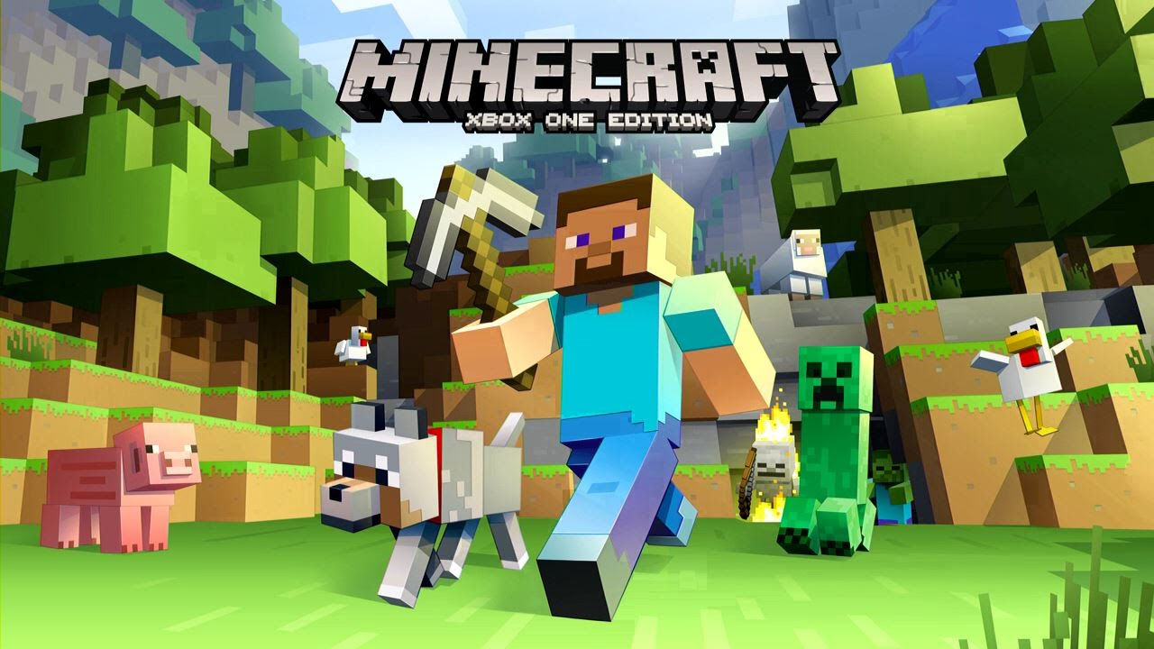 Minecraft Xbox One Edition How To Download Minecraft On The Xbox - Minecraft spiele herunterladen