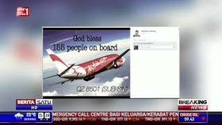Pernyataan Resmi AirAsia Melalui Facebook