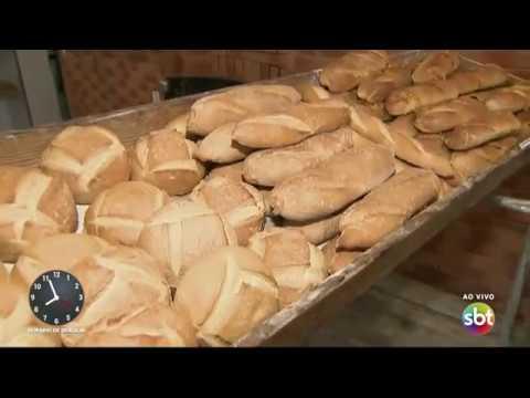 Conheça os segredos de uma das padarias mais antigas de SP | Primeiro Impacto (16/10/17)