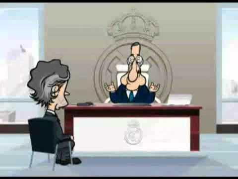 Real cũng đình công  ( Hoạt hình Barca vs Real )