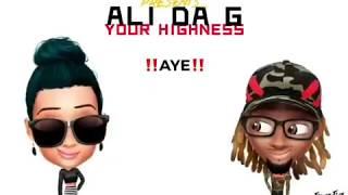 Ali Da G‼️‼️KLONLANMIŞ‼️‼️ (Majesteleri @Cin Çizgi Film Promo Sizin)