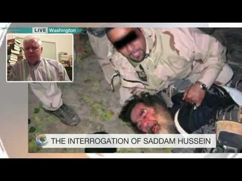 uday hussein death pictures