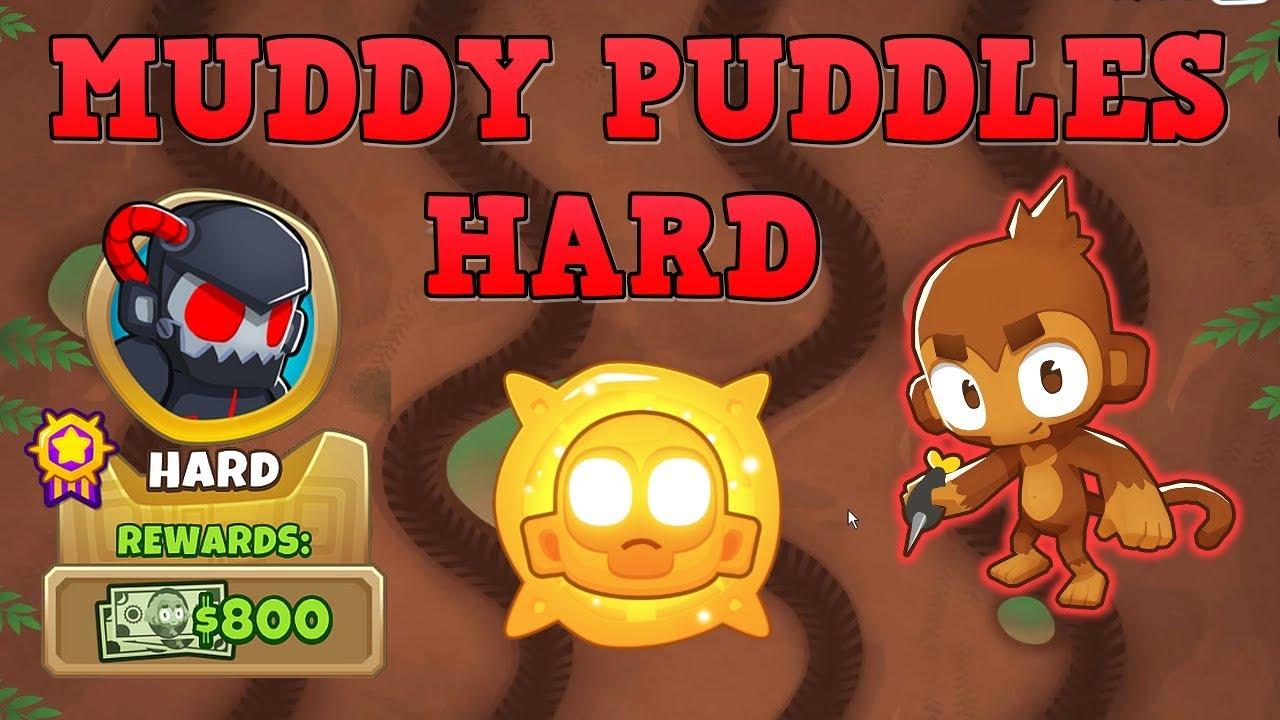 BTD6 MUDDY PUDDLES HARD,TKM7Y - VideosTube
