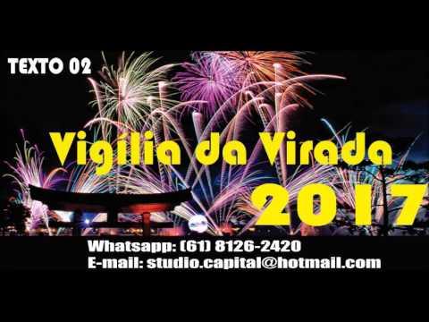 A MELHOR VINHETA VIGÍLIA DA VIRADA 2017 - IURD PRONTO EM MEIA HORA- STUDIO CAPITAL DF