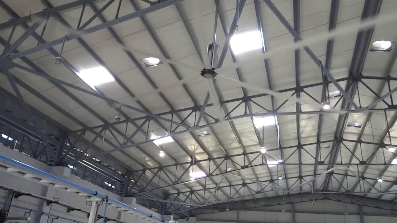 Big large Jumbo Ceiling Fans India. www.ultra-fans.com ...