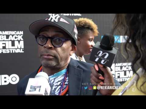 Thumbnail image for 'A Few Words From Spike Lee & Elise Neal At ABFF'
