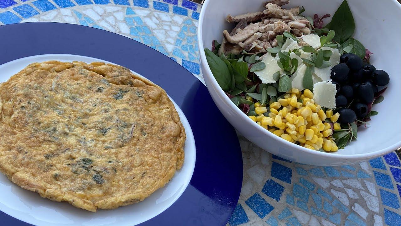 Portulaca, la verdura degli omega 3, due ricette da spiaggia