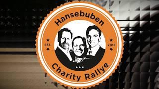 Hansebuben Charity Ralley Balkan 2019