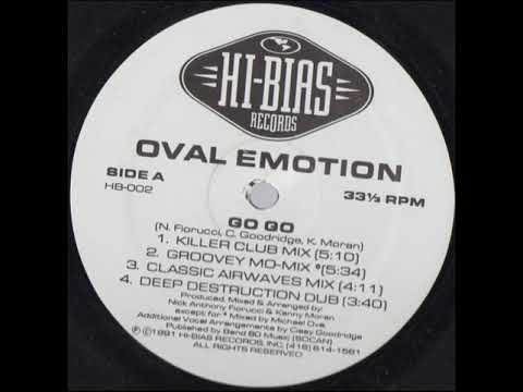 Oval Emotion – Go Go (Groovey Mo-Mix)