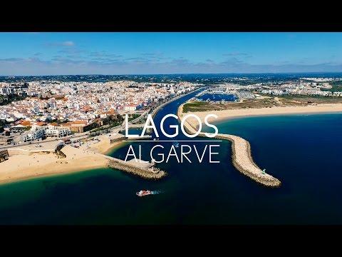Lagos - Vista Aérea (aerial view) @Algarve - Portugal