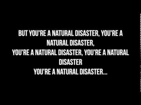 Pentatonix  Natural Disaster Official Lyrics  Youtube
